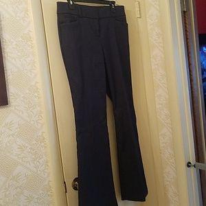 New York & Company boot cut pants